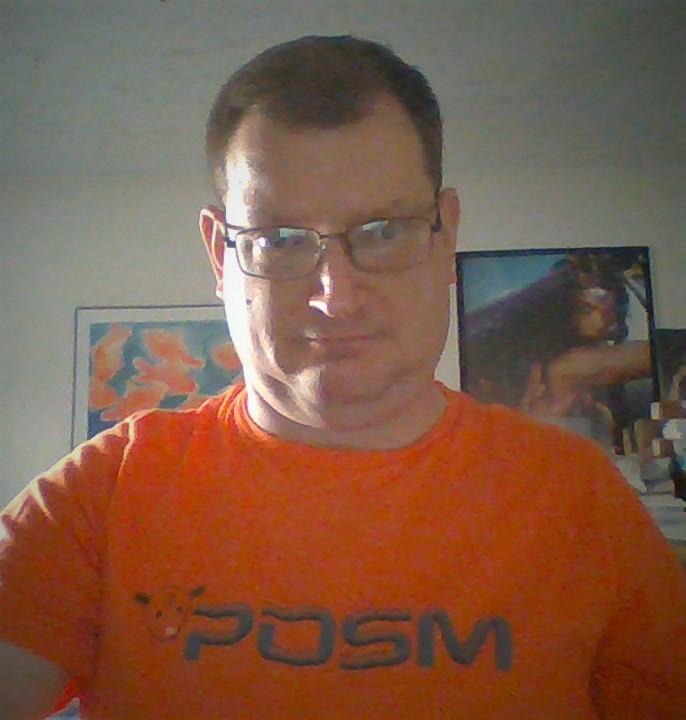 POSM orange